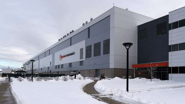 Exterior view of Global Foundries Fab building Friday morning Dec. 12, 2014 in Malta, N.Y.     (Skip Dickstein/Times Union) Photo: SKIP DICKSTEIN / 00029826A