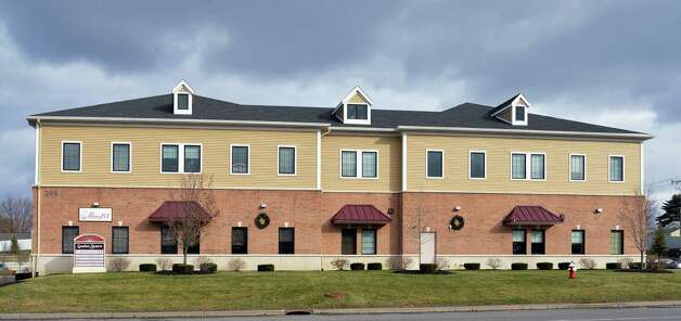 The Colonie Industrial Development Agency granted the second phase of the Loudon Square office building on Albany-Shaker Road a tax exemption. The amount is unknown, however, because the IDA has violated public authorities law by not reporting that, or any other approved projects. The building is seen on Thursday Dec. 4, 2014, in Colonie, NY.  (John Carl D'Annibale / Times Union) Photo: John Carl D'Annibale / 00029744A