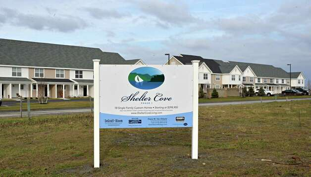 Shelter Cove Living got two different approvals for tax breaks from the Colonie Industrial Development Agency. But there's no way to know how much it they were for, as the IDA didn't report the information to the state, a violation of public authorities law. The campus off New Loudon Road is seen Thursday Dec. 4, 2014, in Colonie, NY.  (John Carl D'Annibale / Times Union) Photo: John Carl D'Annibale / 00029742A