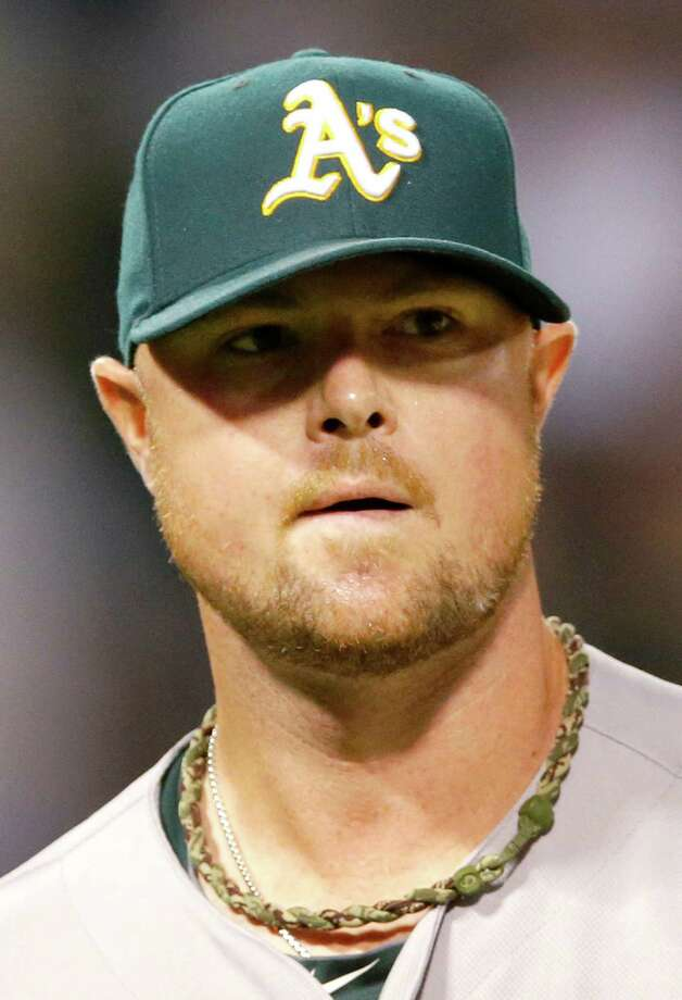 After the Cubs signed Jon Lester, trades became common. Photo: Charles Rex Arbogast / Associated Press / AP