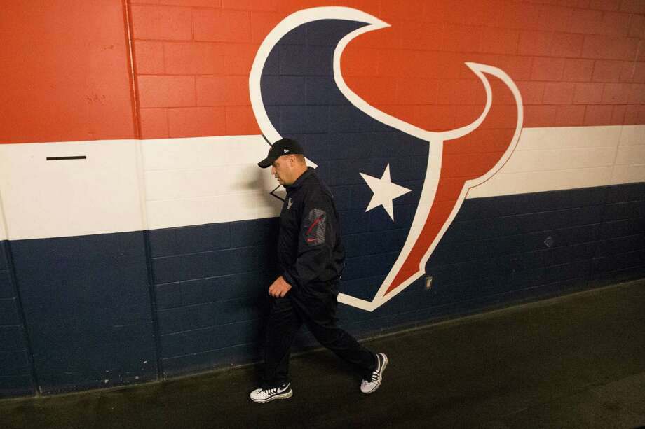 In less than a year's time, coach Bill O'Brien has eliminated the Texans' 2013 shortcomings with regard to intensity, discipline and focus by forging a gritty team long on resilience and toughness … and playing meaningful games in December. Photo: Brett Coomer, Staff / © 2014  Houston Chronicle