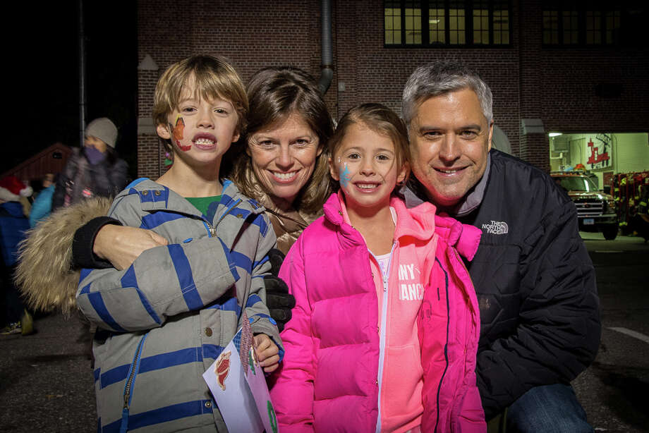 The village of Cos Cob celebrated its third annual Winter's Eve Festival on December 13, 2014. Festival goers enjoyed a tree lighting, carolers, contests and more. Were you SEEN? Photo: Jon Edford / Hearst Connecticut Media Group