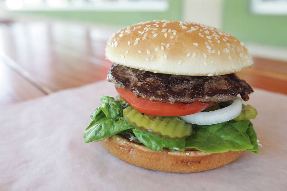 Babe's Old Fashioned Burgers, 4535 Fredericksburg Road:This is The Old Fashioned at Babes. Photo: Abbey Oldham, Express-News File Photo / © San Antonio Express-News