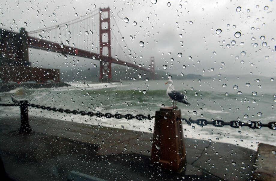 Last week's big storm had a debilitating effect on the region. Photo: MARCIO JOSE SANCHEZ / ONLINE_YES