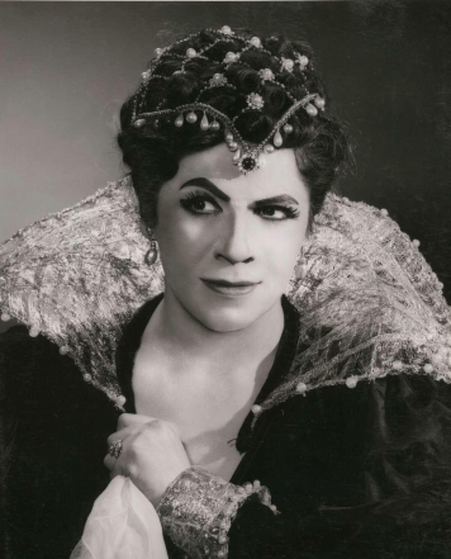 Mezzo-soprano Irene Dalis as Princess Eboli in Verdi's
