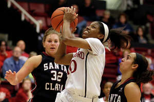 Stanford women's basketball: Roberson making most of opportunity - Photo