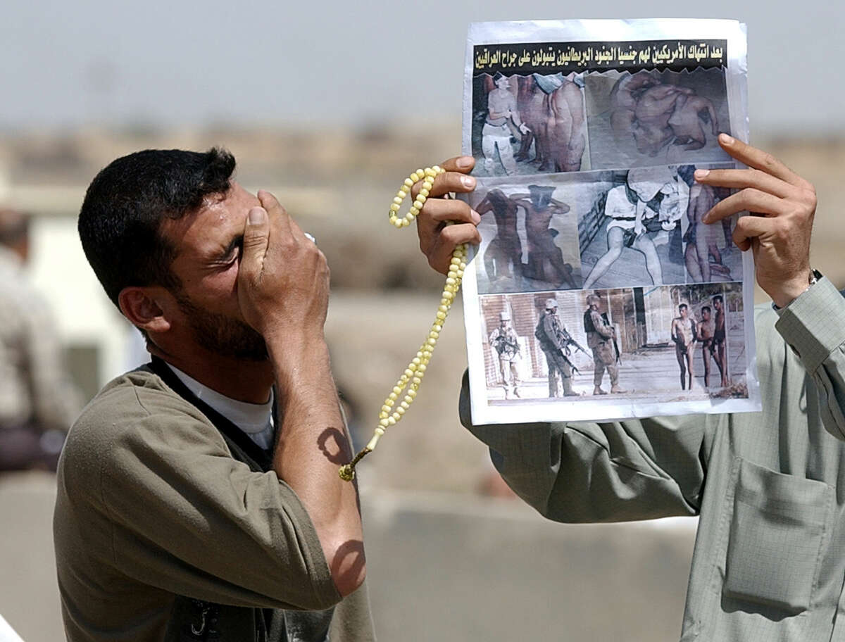 US soldier gets ten years for Abu Ghraib abuse