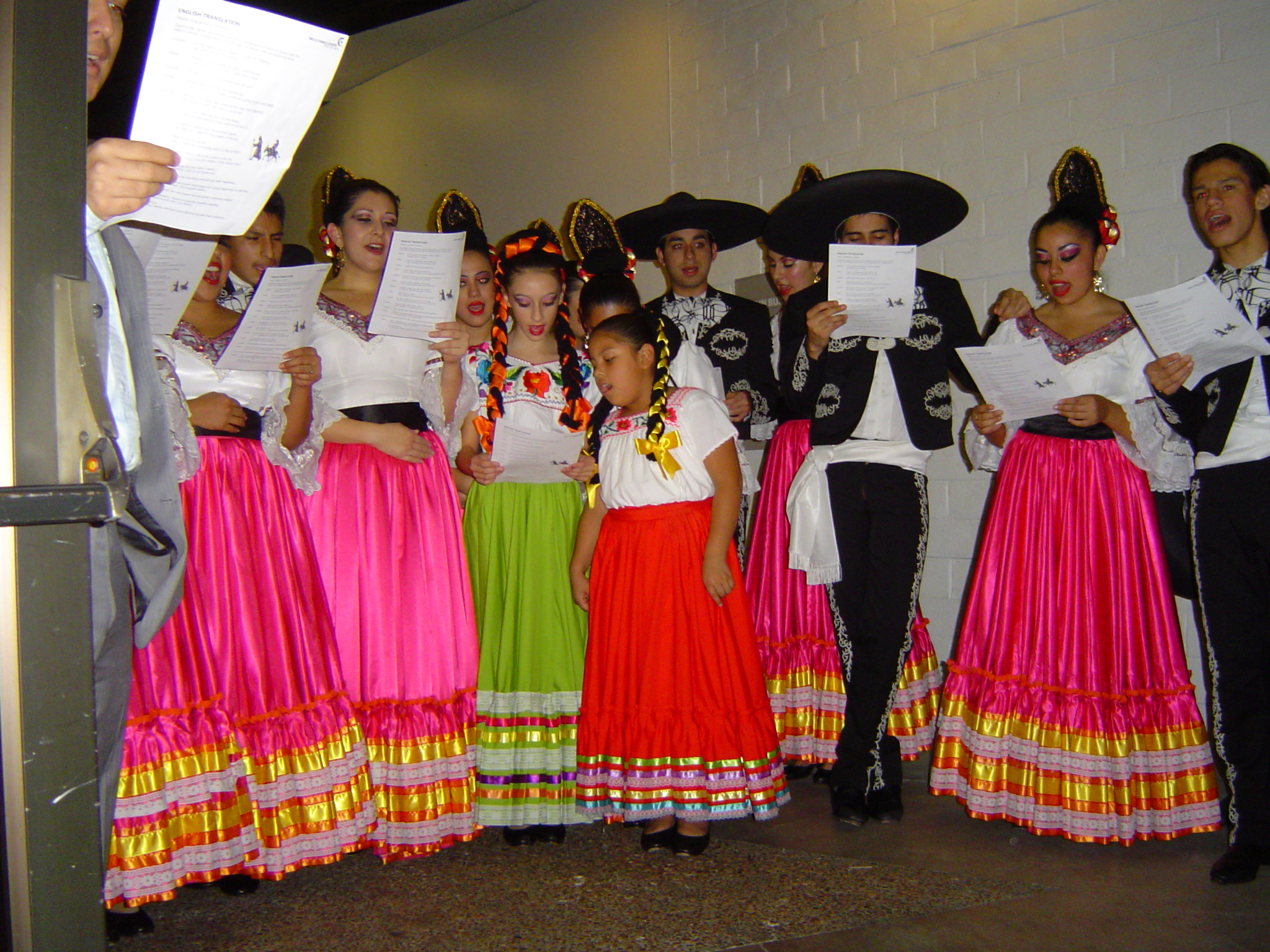mexican christmas traditions with a few twists in posada navidea sfgate