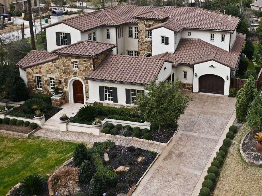 30 Monteagle CircleThe Woodlands, Texas 77382Listing price: $1,165,0005 Bedrooms / 4  full bathrooms & 1 half bathrooms / 5,067 square feet Photo: Houston Association Of Realtors