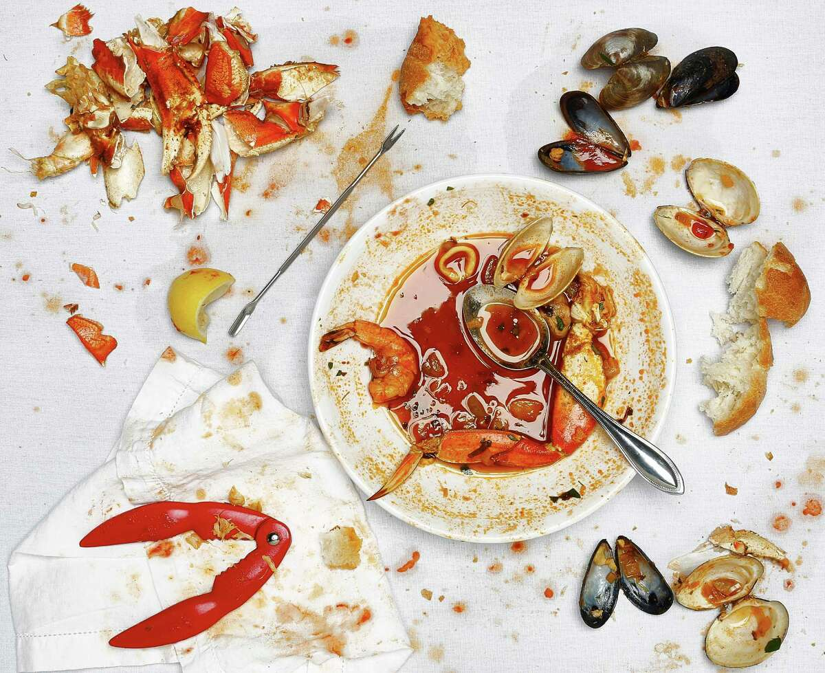 Since there is no single recipe for cioppino, cook up a version that's easy to customize.
