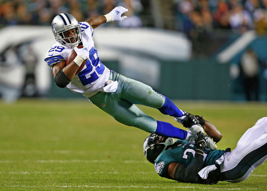 Dallas running back DeMarco Murray (29), who leads the NFL in rushing, Photo: Ron Jenkins / McClatchy-Tribune News Service / Fort Worth Star-Telegram