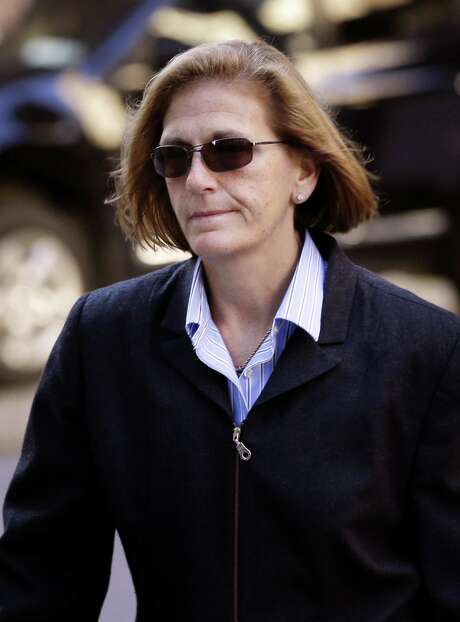 JoAnn Crupi, shown in 2013, started working at Madoff Securities in 1983 as a keypunch operator. Photo: Seth Wenig, STF / AP