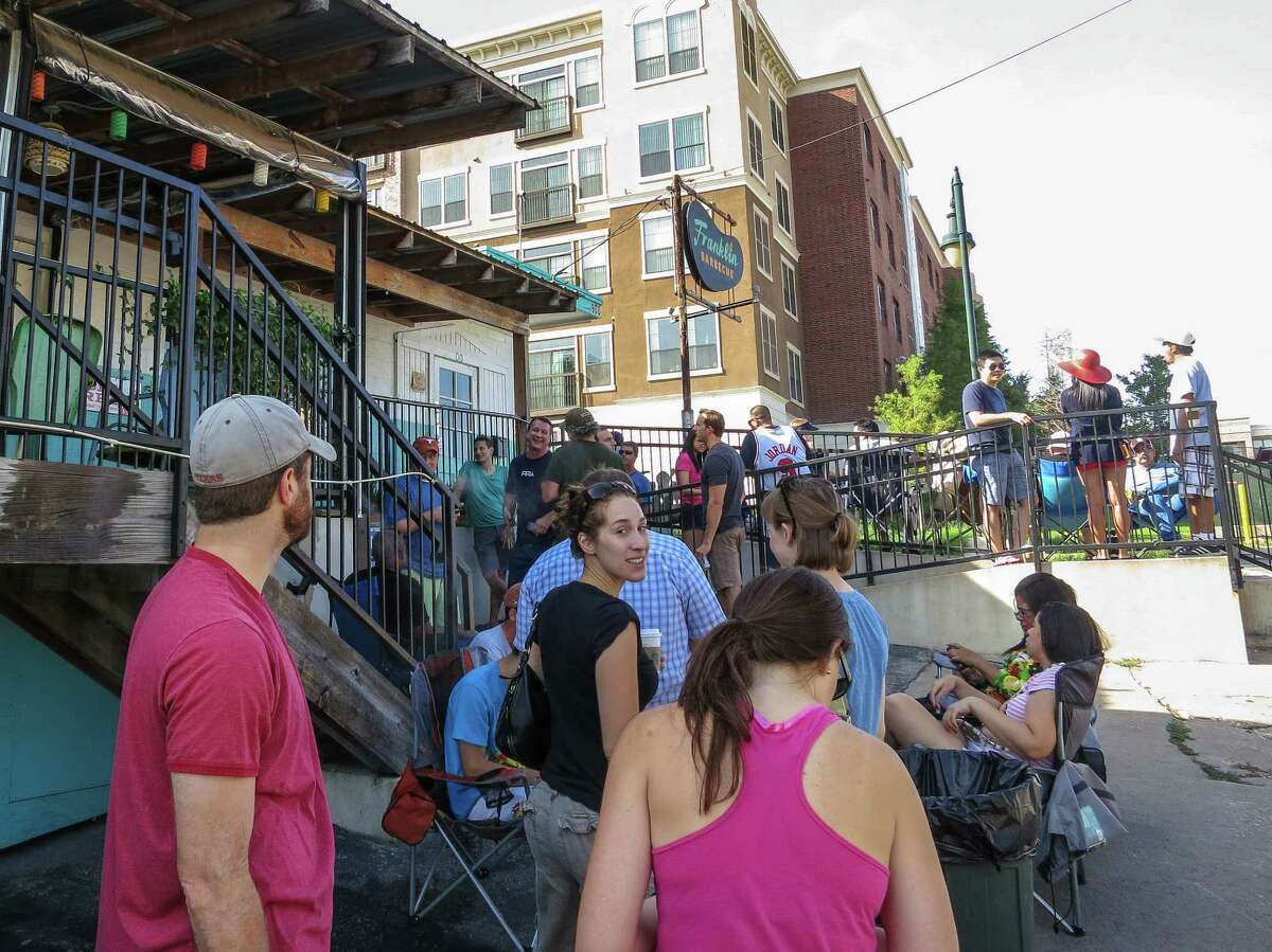 Tourist trap: Franklin Barbecue in Austin  Reasons to avoid: long lines up to 4.5 hours