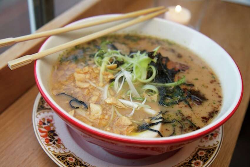 Best ramen: Kawa Ni in Westport Source: Thrillist