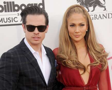 Jennifer Lopez ended things with dancer Casper Smart over the summer after almost two years of dating. Lopez's divorce from Marc Anthony was finalized not long after. Photo: Gregg DeGuire, WireImage
