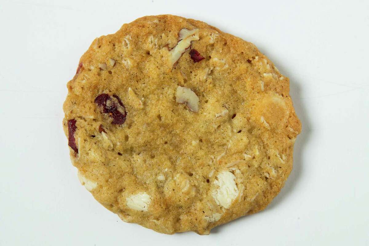 Cranberry Cardamom Christmas Cookie From Hilary Purcell of Houston. Read the recipe.