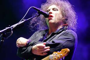The Cure coming to Houston next spring, venue to be announced - Photo