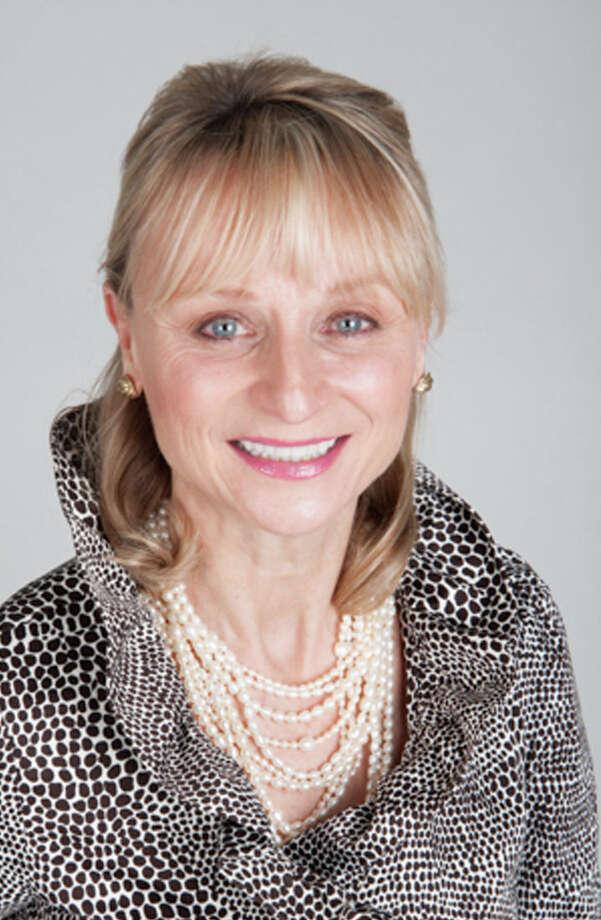 Marcia O'Kane. Photo: Contributed Photo / Greenwich Citizen