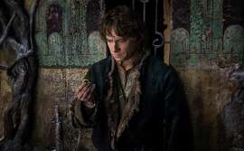 "Martin Freeman in ""The Hobbit: The Battle of the Five Armies."""