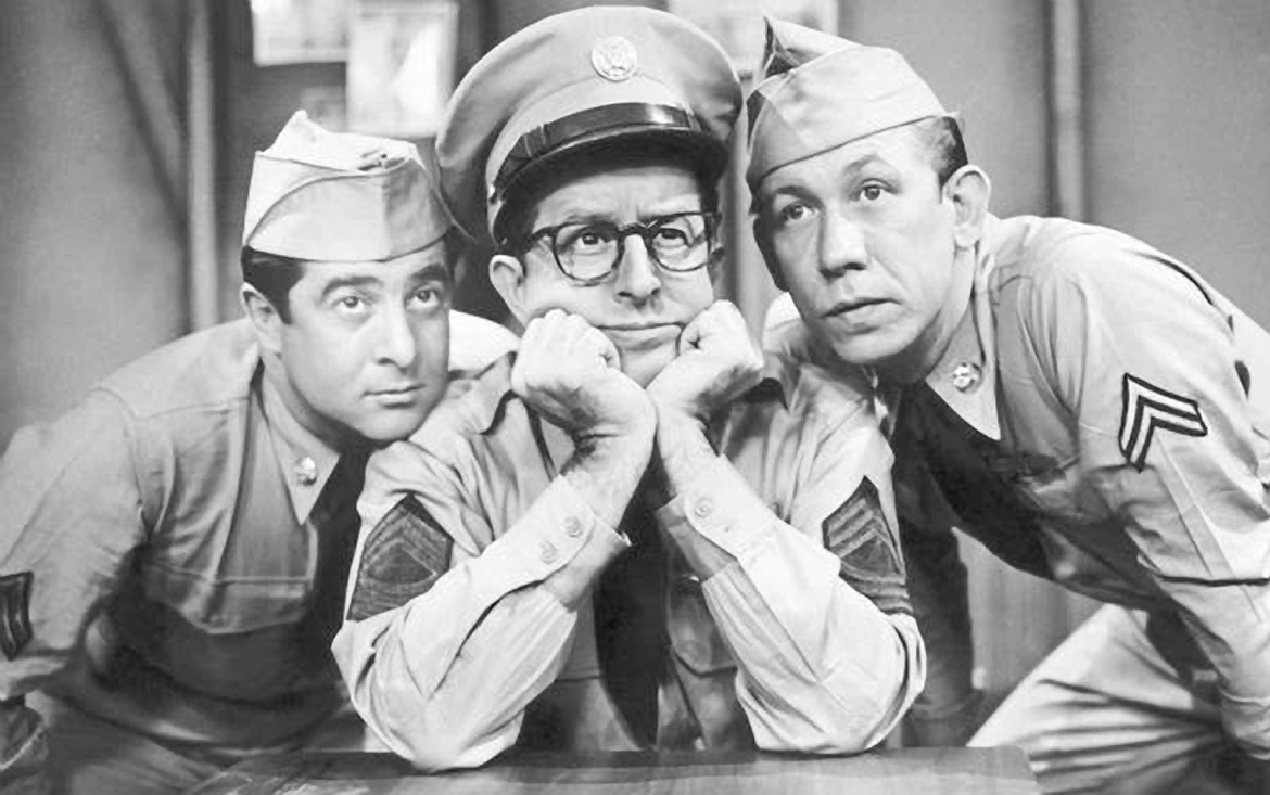 The Phil Silvers Show : SE 01 Ep 07 : The Hoodlum