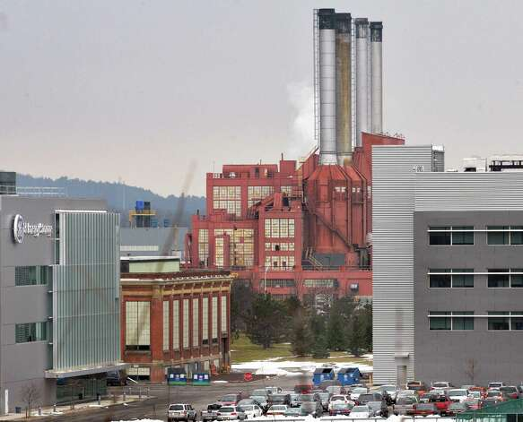 Buildings on the General Electric campus Tuesday Dec. 16, 2014, in Schenectady, NY. (John Carl D'Annibale / Times Union) Photo: John Carl D'Annibale