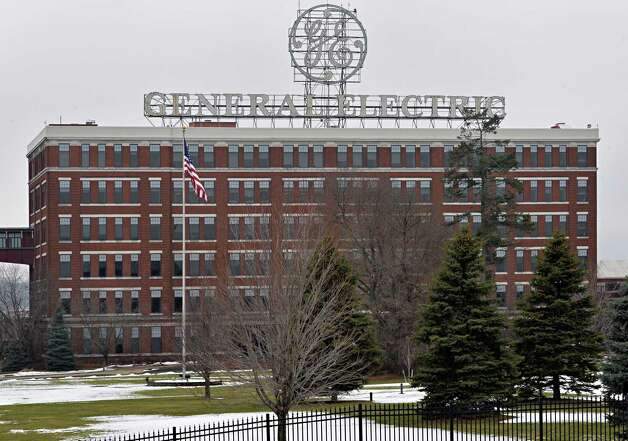 General Electric campus off Erie Blvd. Tuesday Dec. 16, 2014, in Schenectady, NY. (John Carl D'Annibale / Times Union) Photo: John Carl D'Annibale