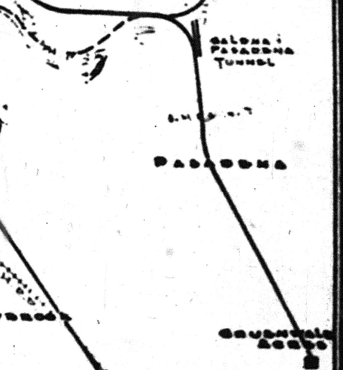 Pasadena line