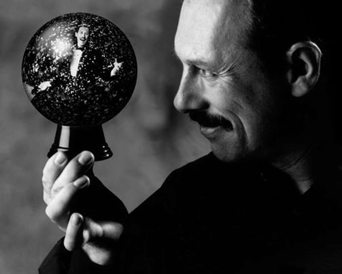 Peter Samelson will be among the magicians, singers, thespians, dancers and other performers at First Night Danbury next Wednesday, New Year's Eve.