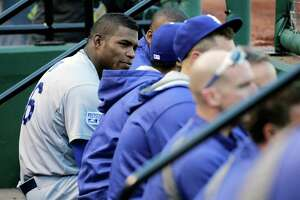 Businessman pleads guilty to smuggling Puig out of Cuba for money - Photo