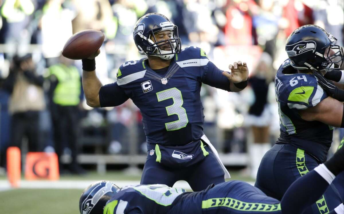 #3. Seattle Seahawks (10-4) Last week: #4 After starting 3-3, the defending Super Bowl champions have won seven of eight games. In their four-game winning streak, they've surrendered 6.7 points a game.