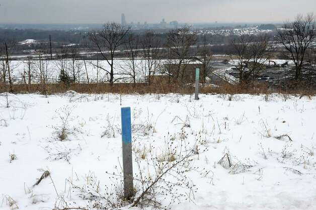 Site of proposed East Greenbush casino on Tuesday, Dec. 16, 2014 in East Greenbush, N.Y. (Lori Van Buren / Times Union) Photo: Lori Van Buren / 00029862A