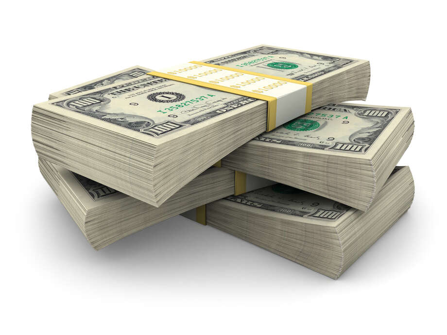 stack of hundred dollar bills Photo: Tomislav Forgo / handout / stock agency