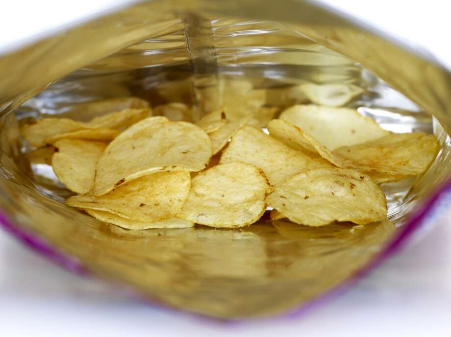 A bag of chips Photo: Roderick Chen, Getty Images/First Light