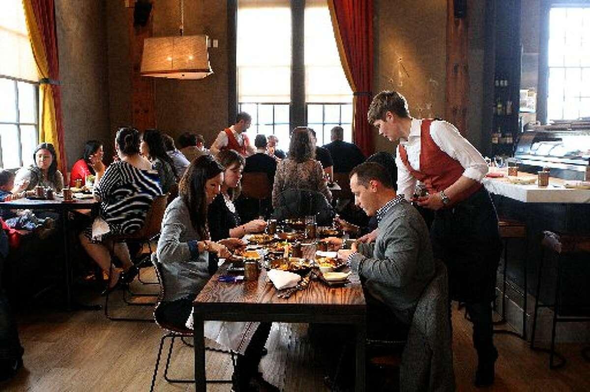 Coqueta offers Michael Chiarello's take on Spanish food.