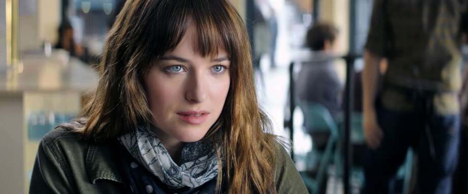 "Dakota Johnson stars in ""50 Shades of Grey."" (Universal Pictures)"