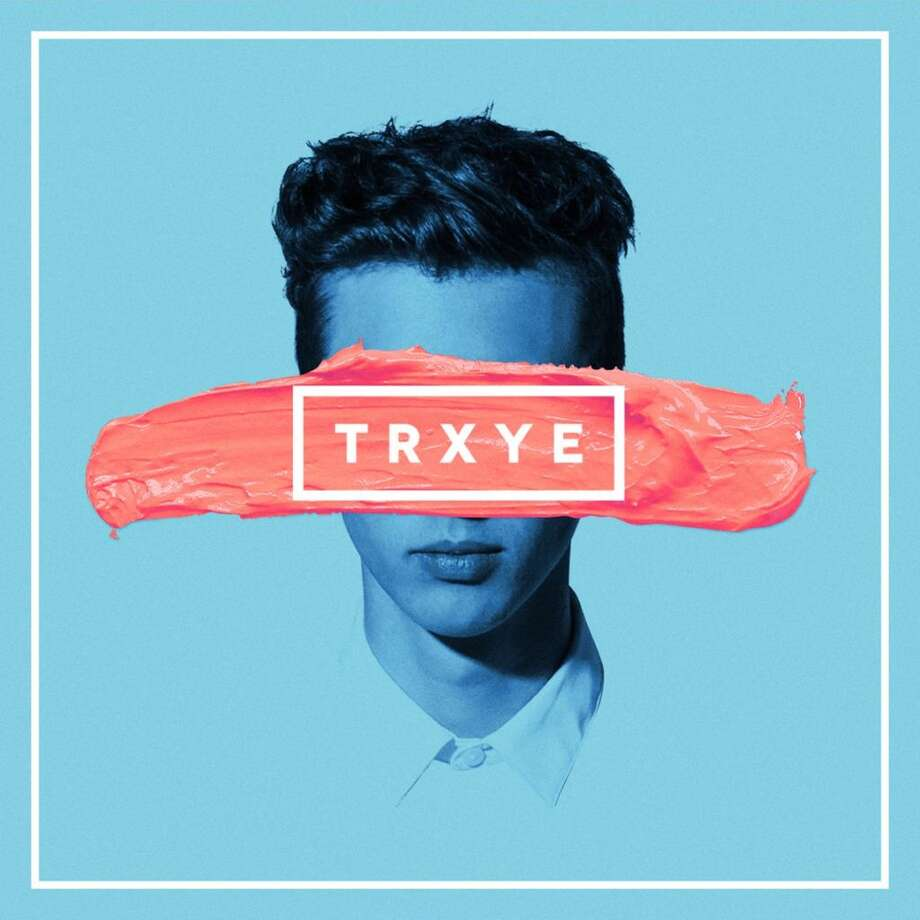 """TRXYE,"" Troye Sivan. Photo: Album Cover"