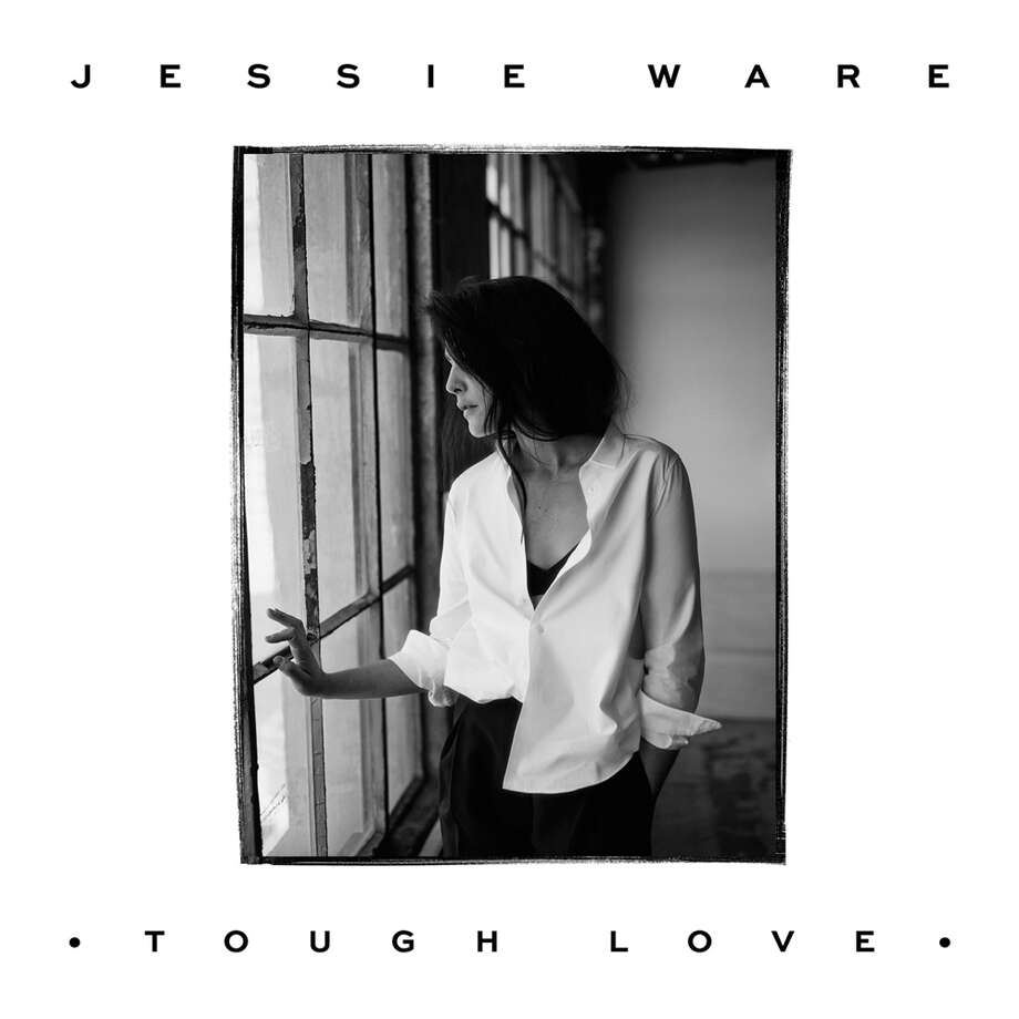 """Tough Love,"" Jessie Ware. Photo: Album Cover"