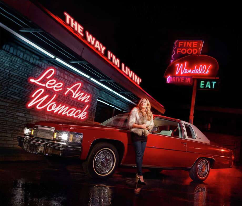 """The Way I""m Livin,'"" Lee Ann Womack. Photo: Album Cover"