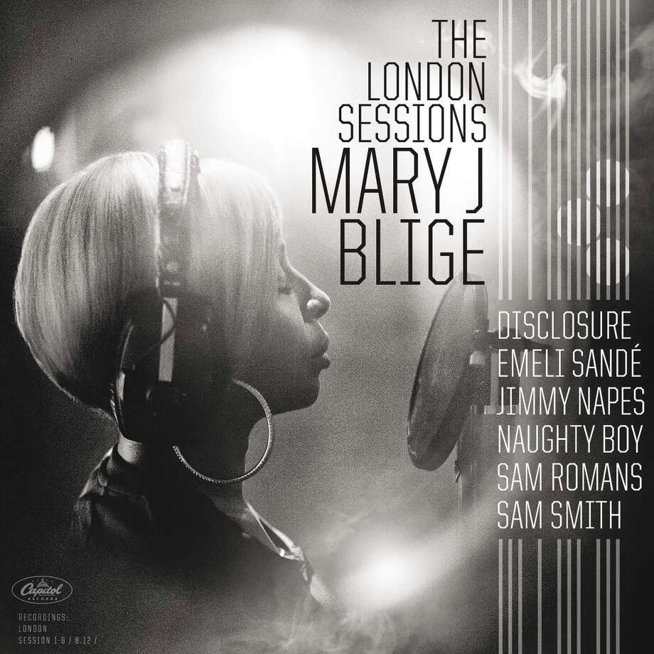 """The London Sessions,"" Mary J. Blige. Photo: Album Cover"