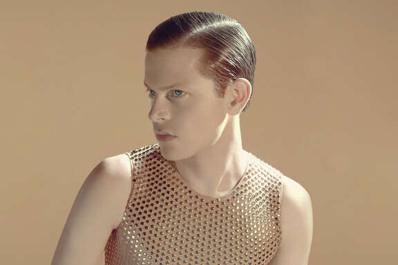 "Cover of ""Too Bright"" an album by Perfume Genius"