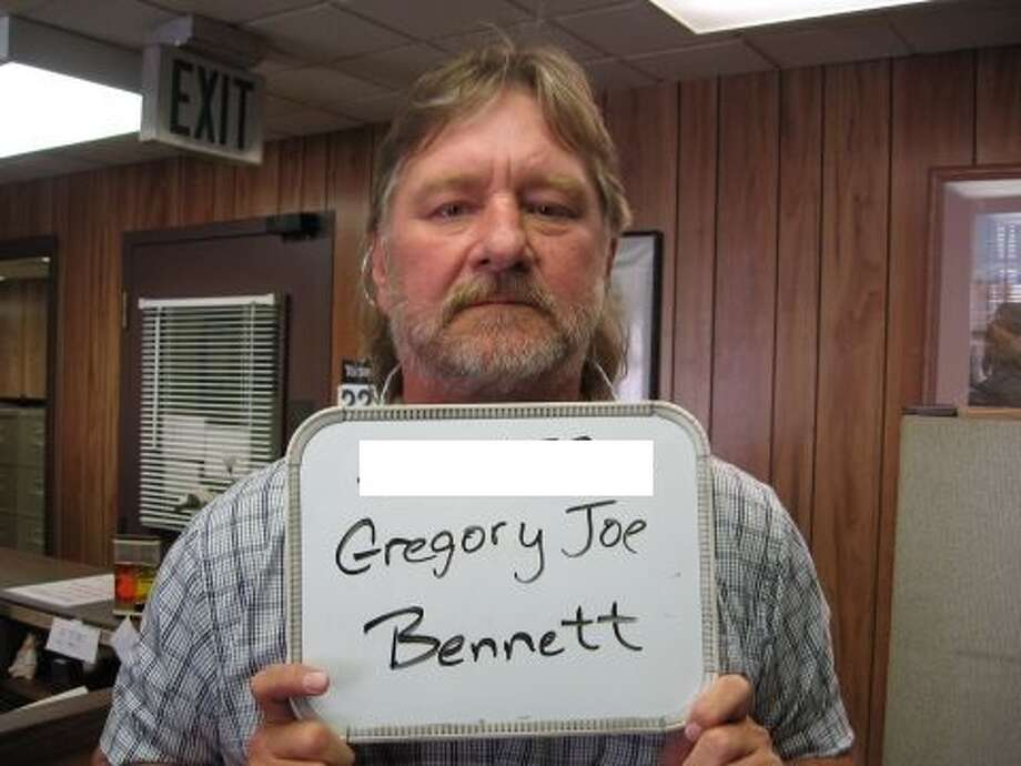 Gregory Joe Bennett, 55, of Grayson, Louisiana. Charge: delivery of marijuana. Photo: Jasper County Sheriff's Office