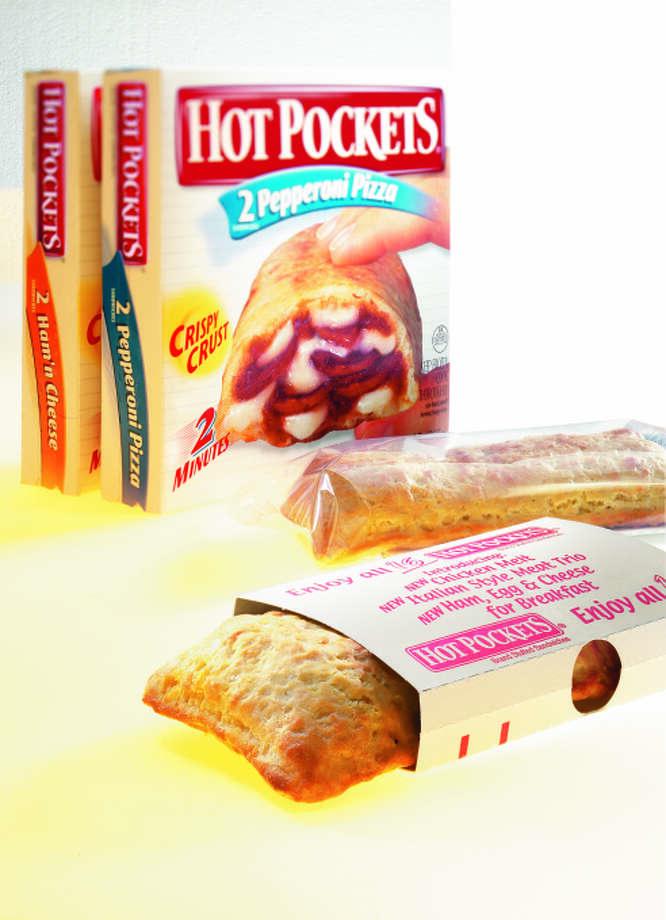 A box of Hot Pockets Photo: Nestle
