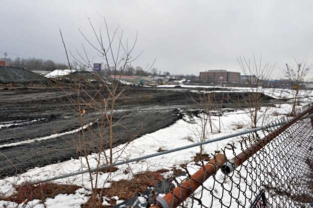 Site of the proposed casino site on the former ALCO site on Erie Blvd. Tuesday Dec. 16, 2014, in Schenectady, NY.  (John Carl D'Annibale / Times Union) Photo: Albany Times Union