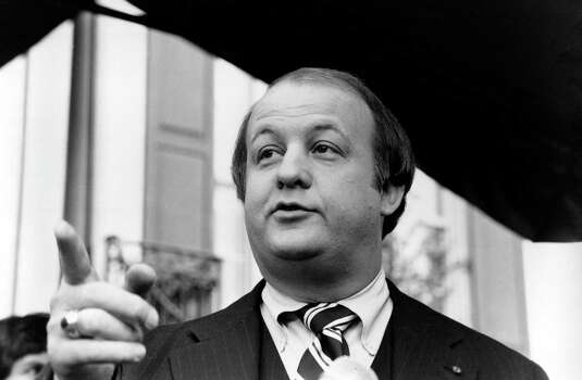 James Brady, 1940-2014: The affable, witty press secretary who survived a devastating head wound in the 1981 assassination attempt on President Ronald Reagan and undertook a personal crusade for gun control died Aug. 4. He was 73. Photo: Walt Zebowski, AP / AP