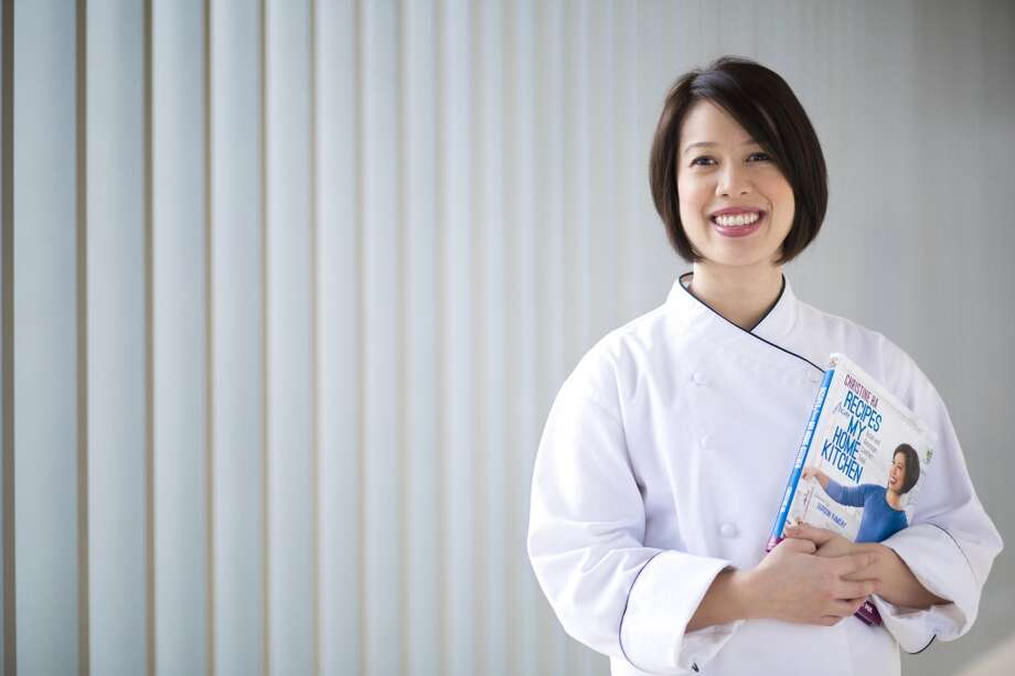 "Houstonian Christine Ha, winner of Season 3 of ""MasterChef,"" will open her first restaurant, the Blind Goat, at Bravery Chef Hall in downtown Houston. Photo: Marie D. De Jesús, Houston Chronicle"