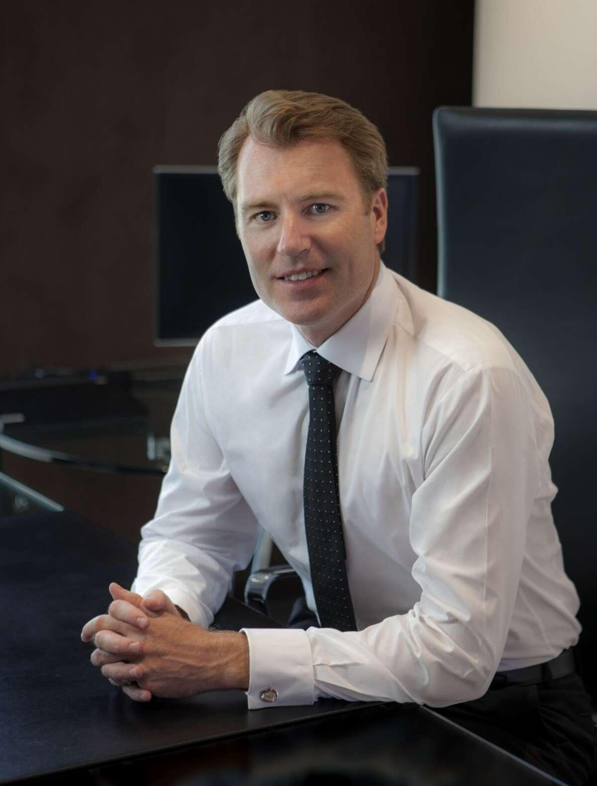 No. 1, Paal Kibsgaard , Schlumberger Market cap: $124 billion