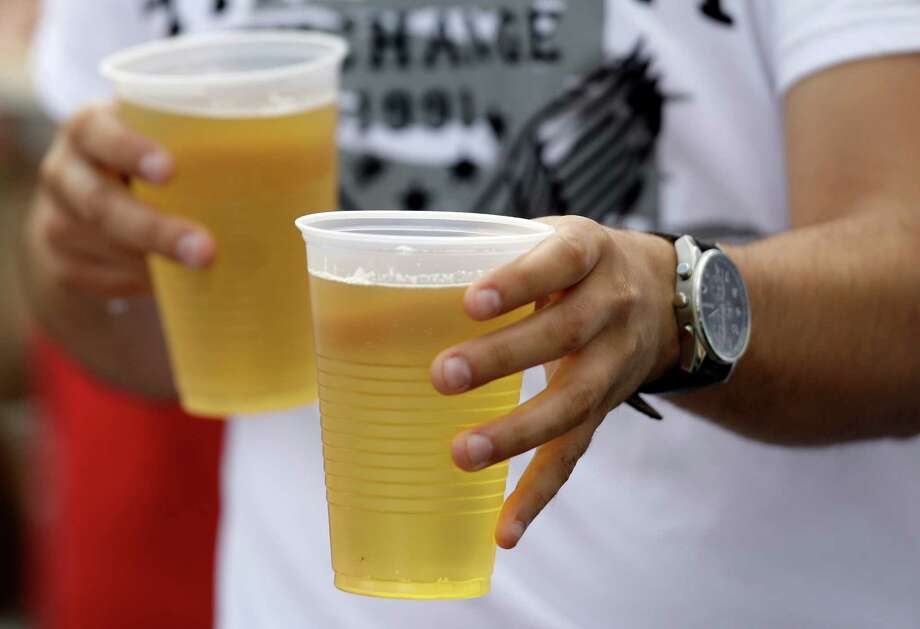 About 25 Houston-area school districts had incidents with students involving alcohol in the 2013-2014 school year, according to Texas Education Agency data.Click the slideshow to see the districts with the most alcohol incidents. Photo: Rob Carr, STF / AP