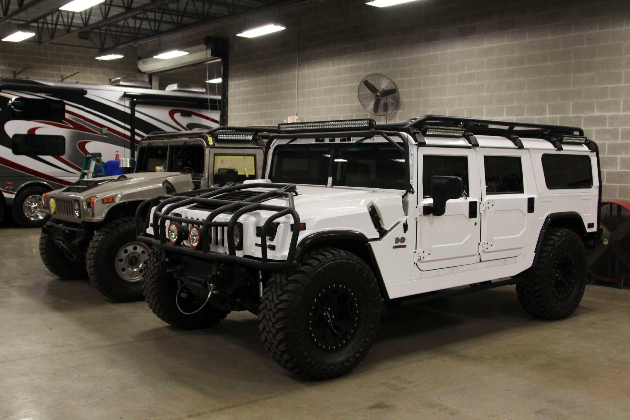 Luxury Armored Vehicles: San Antonio Luxury Armored Car Company Sales Up Following