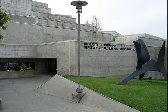 The Mario Ciampi-designed home of the Berkeley Art Museum/Pacific Film Archive opened in 1970. It reopened in 2001 with seismic bracing. The structure will close on Dec. 21, 2014 so that the museum can begin preparing the move into its new home on the west edge of UC-Berkeley campus.