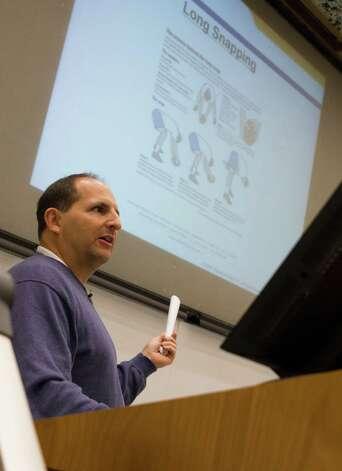 Kevin Gold (Bill Pyke / University at Albany)